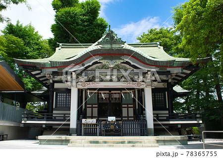 東京都 葛飾区亀有 香取神社(かとりじんじゃ) 78365755