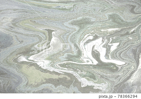 Grey plaster liquid texture. Abstract background. 78366294