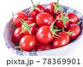 新鮮完熟ミニトマト 78369901