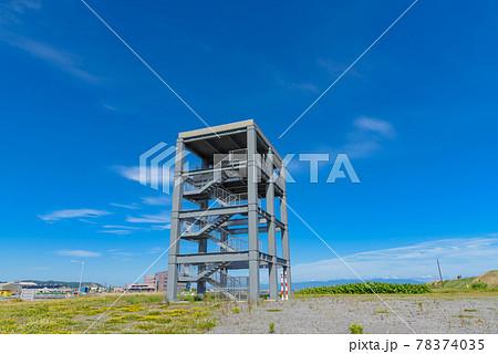 津波避難タワー 78374035