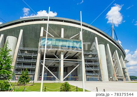 国内最大級の競技場、豊田スタジアム〈愛知県豊田市〉 78375544