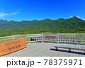 【北海道】盛夏の知床連峰 78375971