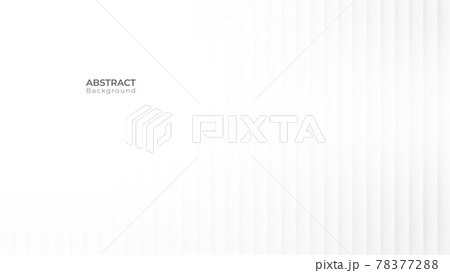 Abstract modern line background. White and grey geometric texture. vector art illustration 78377288