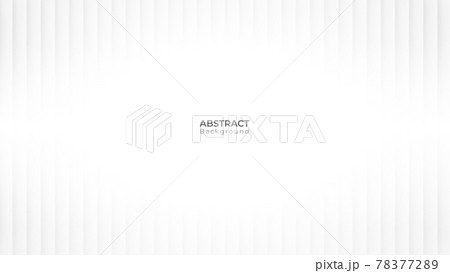 Abstract modern line background. White and grey geometric texture. vector art illustration 78377289