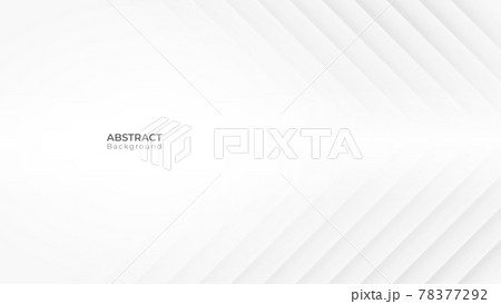 Abstract modern line background. White and grey geometric texture. vector art illustration 78377292