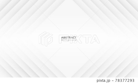 Abstract modern line background. White and grey geometric texture. vector art illustration 78377293