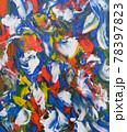 抽象絵画 78397823