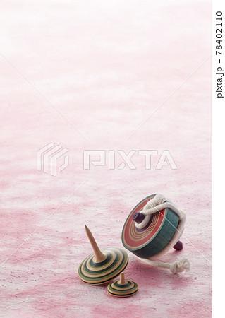 伝統工芸品 独楽 78402110
