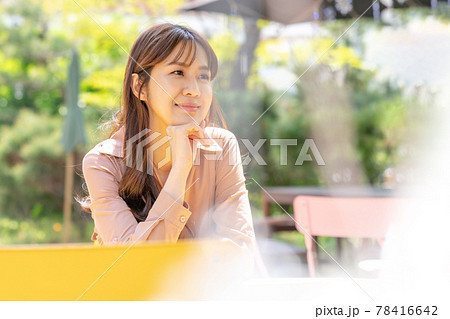 라이프스타일 직장인 젊은여자 78416642