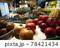 オーストラリア、メルボルンの店の果物 78421434