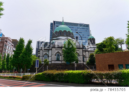 東京 お茶の水 ニコライ堂 (東京復活大聖堂) 78455705