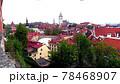 タリンの高台にある歴史地区の展望,エストニア 78468907