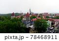 タリンの高台にある歴史地区の展望,エストニア 78468911