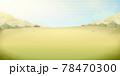 Engraved rural farm background 78470300