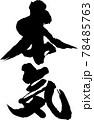 本気(05) 78485763