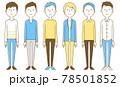 男性達 78501852