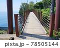 城ヶ崎海岸 門脇吊橋 78505144