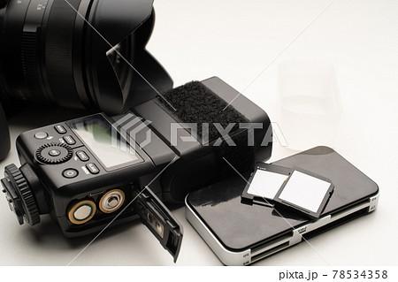 撮影道具 準備 78534358