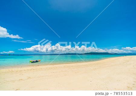 沖縄の海 78553513