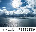 師崎から見た篠島 78559589