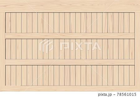道場などで名札を並べる木製の名札掛け 78561015