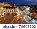 「ベトナム」ハノイの夜景 78603102