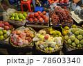 「ベトナム」ハノイの市場 78603340