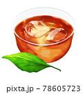 茶葉と烏龍茶 78605723