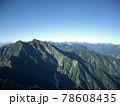 アルプスの山岳写真 78608435