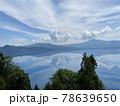 夏の田沢湖 秋田県 78639650