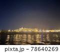 海からの夜景 78640269