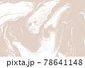 Beige light artwork marble texture. Vector illustration. 78641148