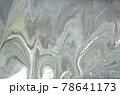 Grey plaster liquid texture. Abstract background. 78641173