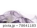 Pale transparent watercolor paint drops background. 78641183
