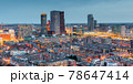 The Hague, Netherlands Cityscape 78647414