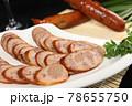ハム モモ肉 もも肉 78655750