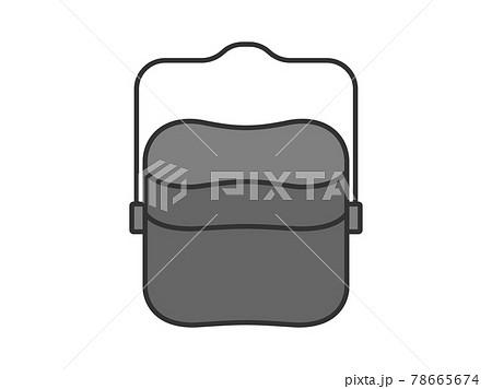 キャンプ用の飯盒のイラスト 78665674