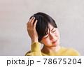 頭痛 風邪 疲労 コロナ 78675204