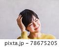 頭痛 風邪 疲労 コロナ 78675205