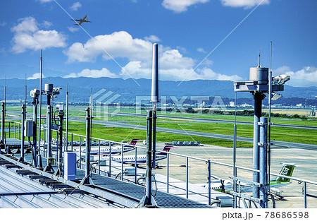 仙台国際空港のある風景 78686598