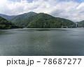 三保ダム(丹沢湖)の風景 78687277