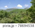 那須山と森の風景 78694538