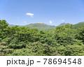 那須山と森の風景 78694548