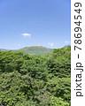 那須山と森の風景 78694549