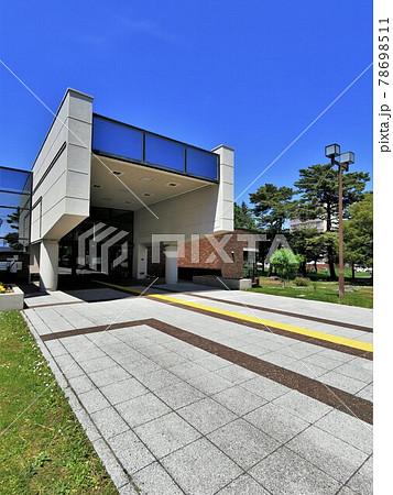 江別市情報図書館(北海道江別市) 78698511
