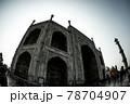 世界遺産タージマハル(インド・アーグラ) 78704907