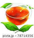 紅茶と若葉 78714356