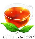 紅茶と若葉 78714357