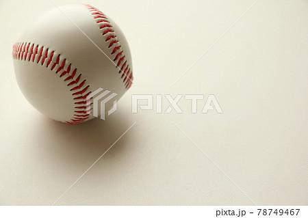 野球ボール 78749467