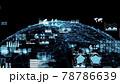 ネットワークイメージ フィンテック 78786639